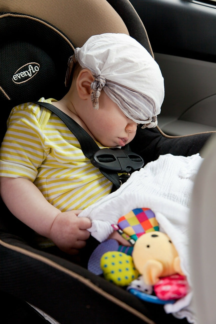 Baby In Car Seat Safe Convertible Car Seats