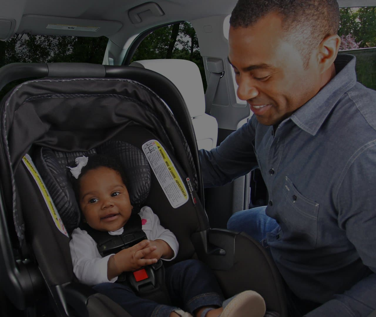 BRITAX ROUNDABOUT G4.1 CAR SEAT REVIEW