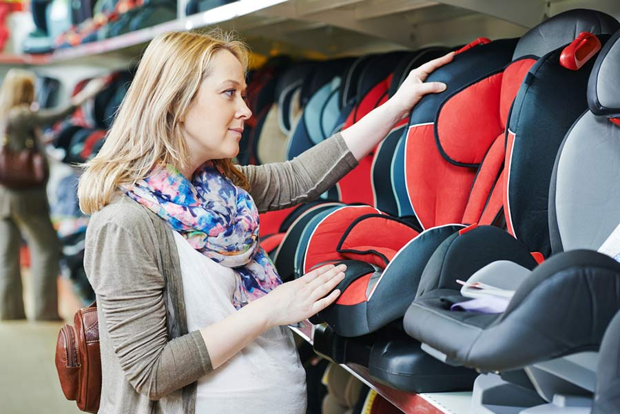 Choosing a Convertible Car Seat