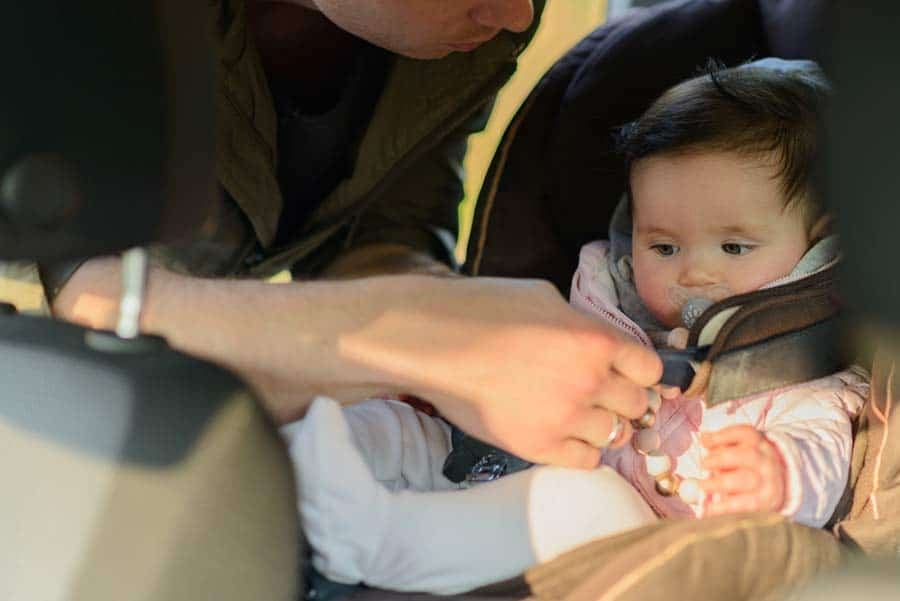 What is the Best Convertible Car Seat for Large Babies?