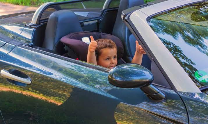 budget convertible car seat