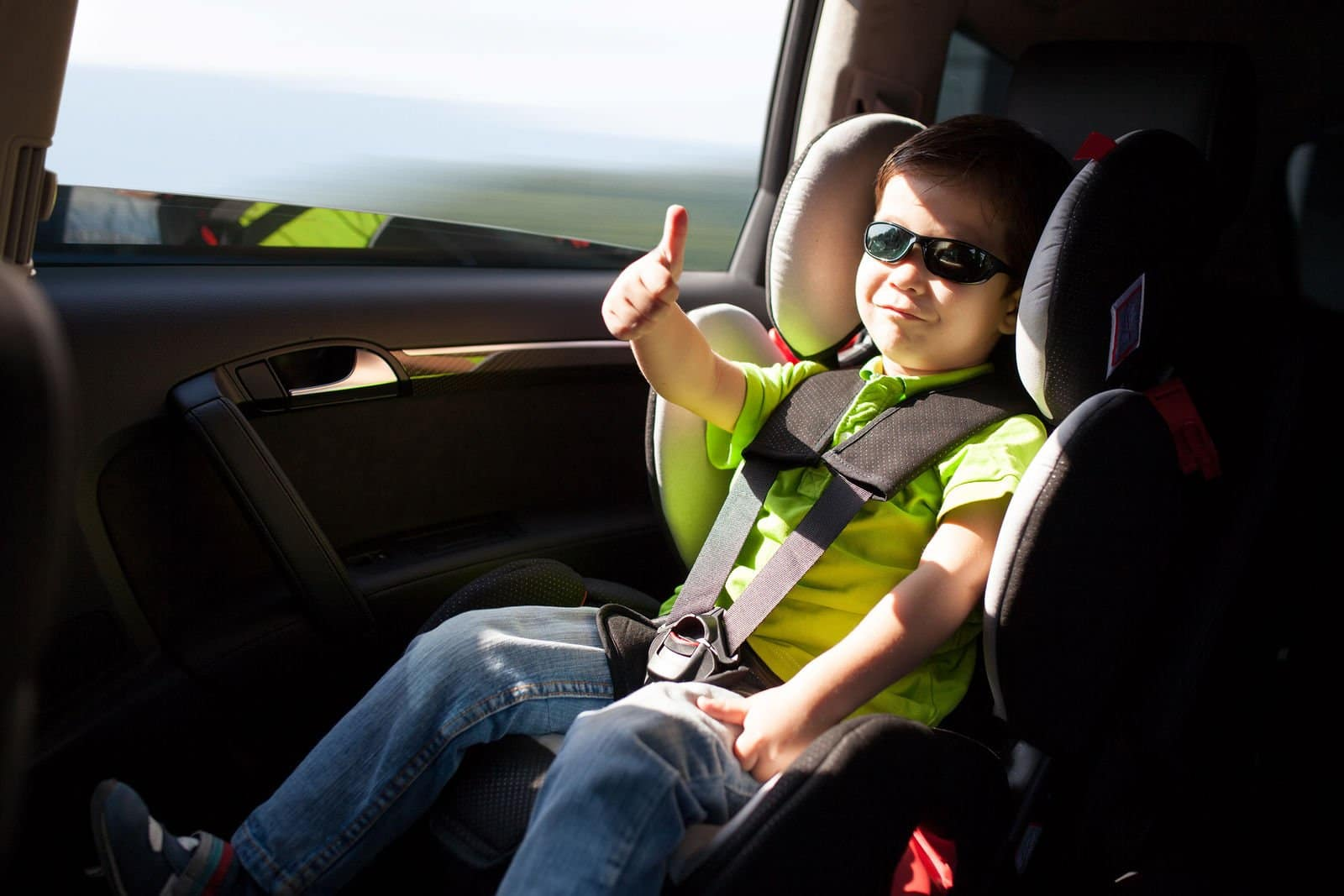 New Hampshire Car Seat Laws 2020