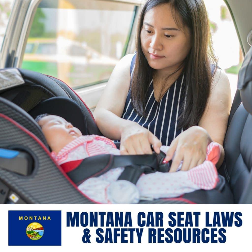Montana Car Seat Laws 2020 Cur