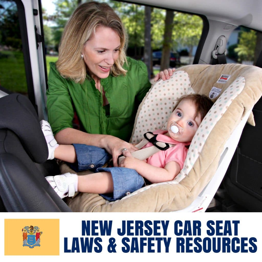 New Jersey Car Seat Laws 2020