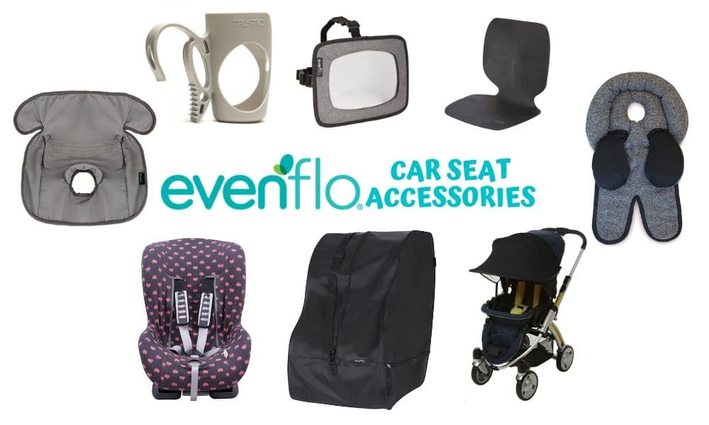 evenflo car seat accessories