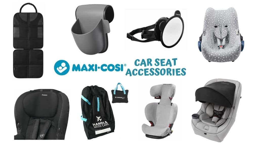 maxi cosi car seat accessories
