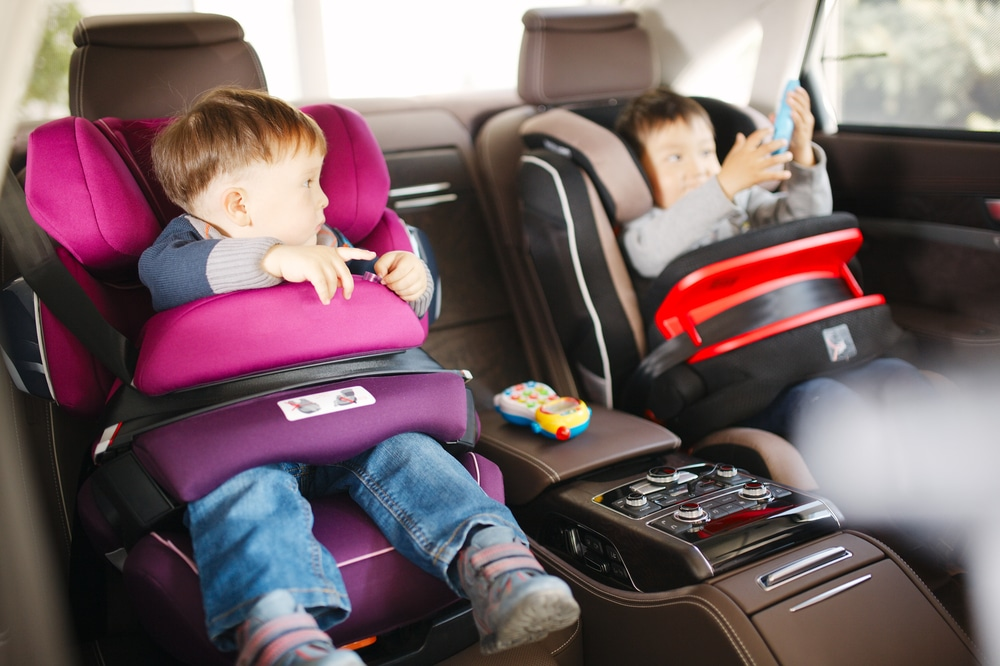Safest Place for Car Seat